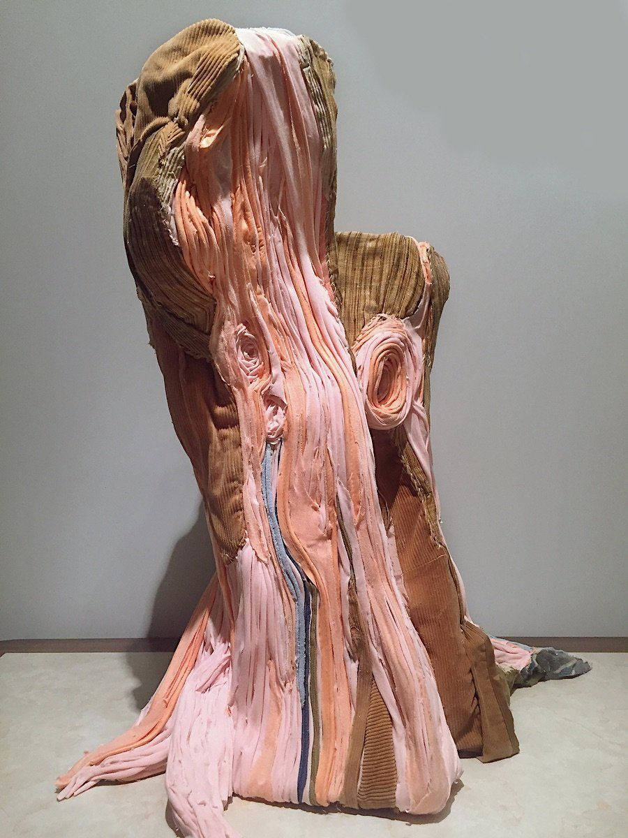 Kleider Machen Baumstumpfe Die Textilkunst Von Tamara