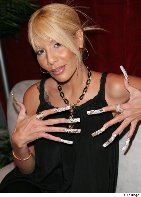 Things You Should Know About Ivy Queen Nails : Ivy Queen | Uñas ...