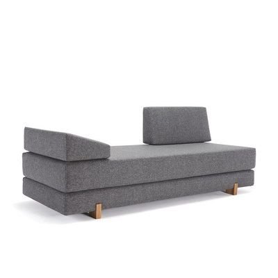 Myk Daybed Banquette Canape Lit Grand Format 160x200 Design Per Weiss Pour Innovation Dk Danemark Tissu Twi Canape Canape Lit Banquettes