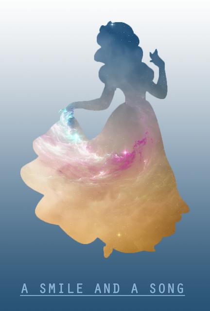 Blanche neige design disney pixar pinterest - Comment dessiner blanche neige ...