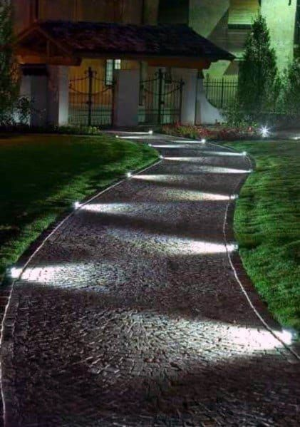 Photo of Top 40 Best Driveway Lighting Ideas – Landscaping Designs