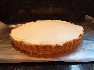 The Caked Crusader: Lemon cream pie