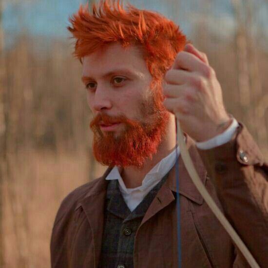 Red beard red hair beards and tattoos pinterest for Red beard tattoo