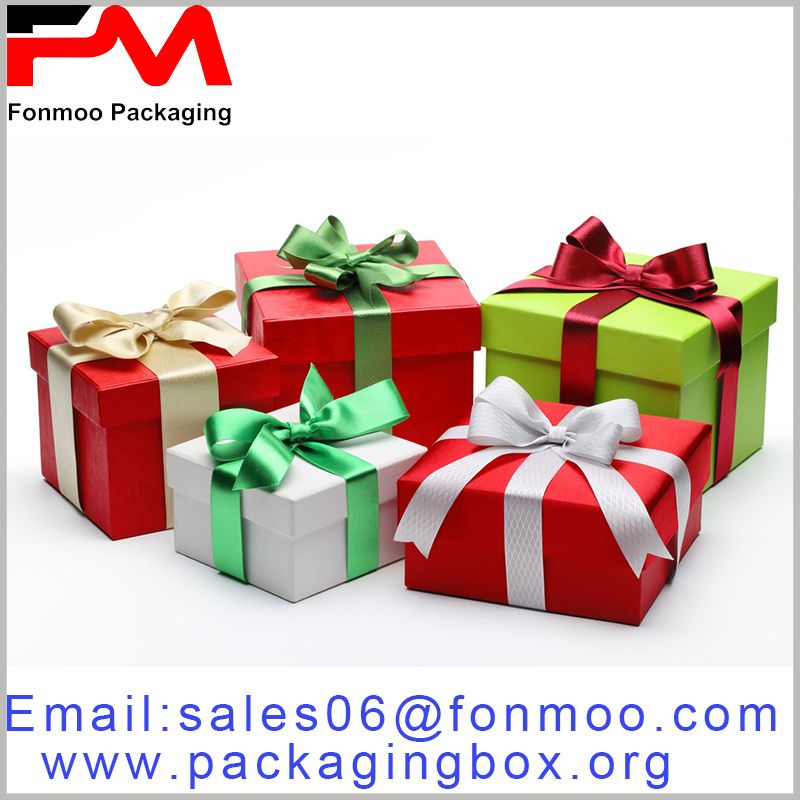 Christmas Gift Boxes Wholesale.Custom Square Gift Box Packaging Wholesale From China Custom