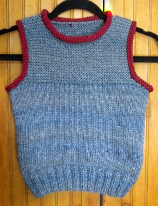 Ravelry: Heart Warming Vest by Betsy Teitler | ropita bebe ...