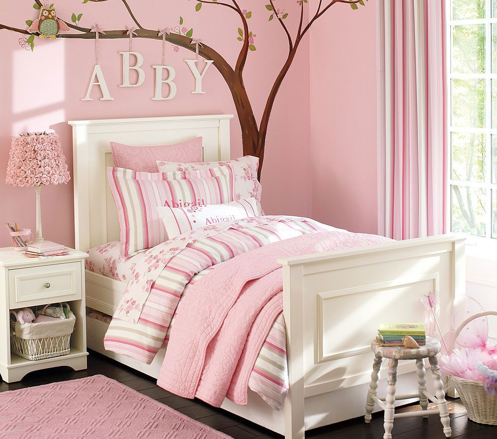Pink Childrens Bedroom Pink Childrens Bedroom Ideas