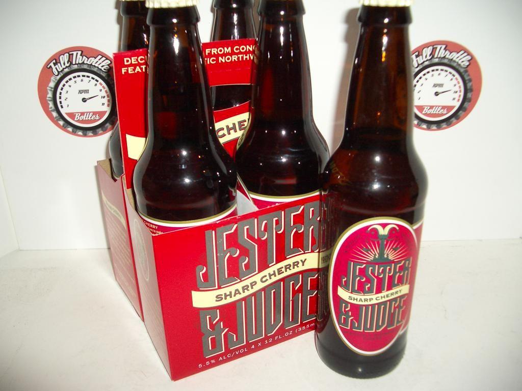 Full Throttle Bottle On Bottle Beer Bottle Cider