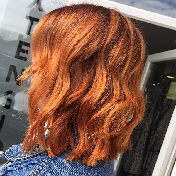 45 Popular Short Wavy Hairstyles In 2020 Short Wavy Hair Wavy Bob Long Short Wavy