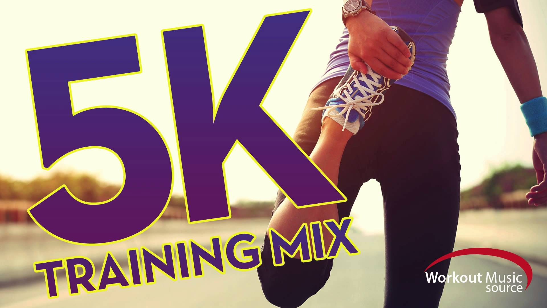 Workout Music Source // 5K Training Mix (30 Min Run-Walk Intervals