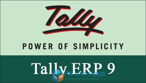 Tally.ERP 9 6.3 Free Download (With images) Accounting