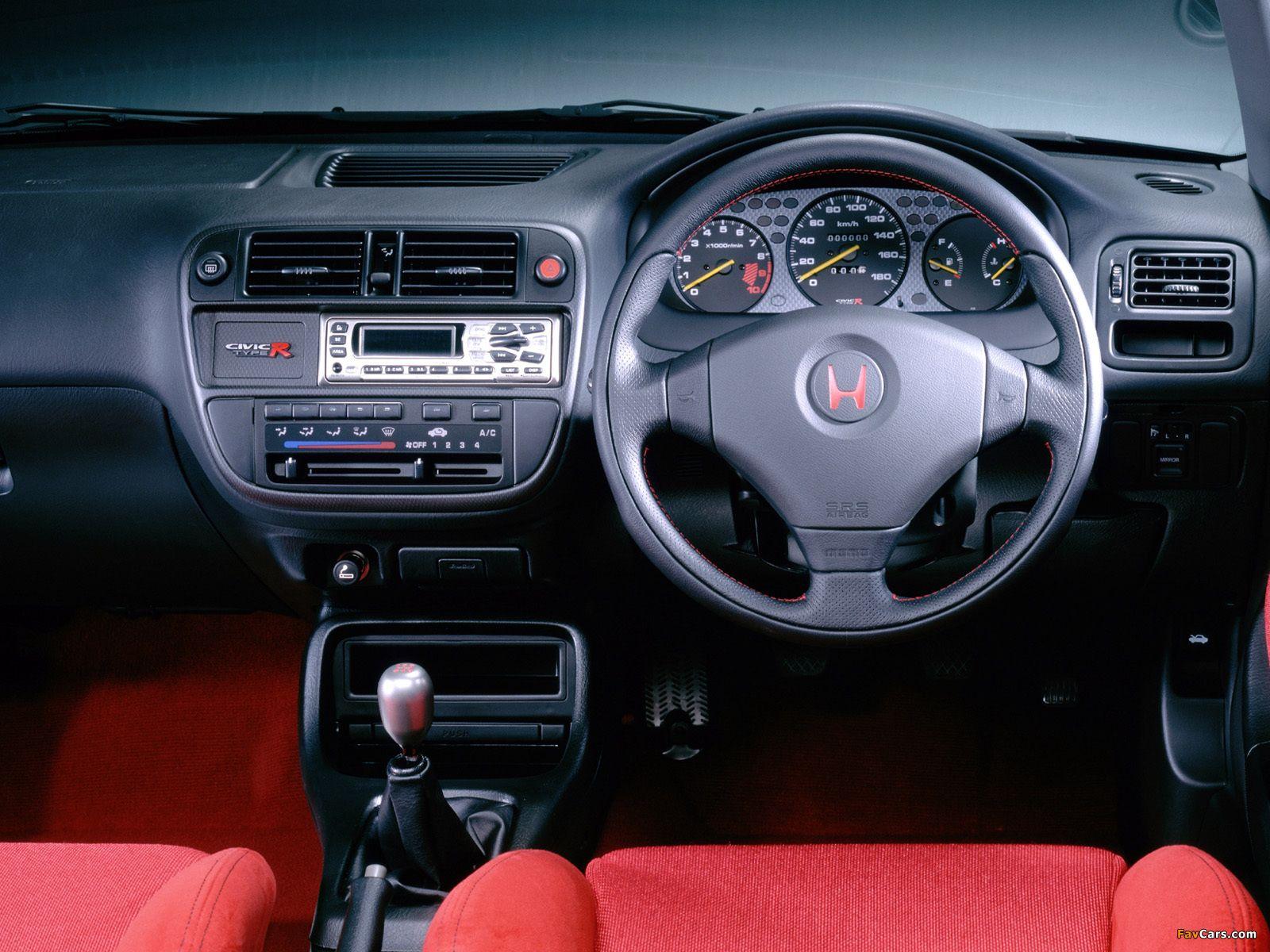 Honda Civic Type R Ek9 1997 2000 2000 Honda Civic Honda Civic Honda Civic Type R