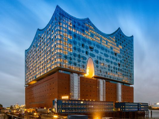 Hamburg S Striking New Concert Venue The Elbphilharmonie The Elbphilharmonie Is A Central P Elbphilharmonie Concert Hall Concert Hall Elbphilharmonie Hamburg