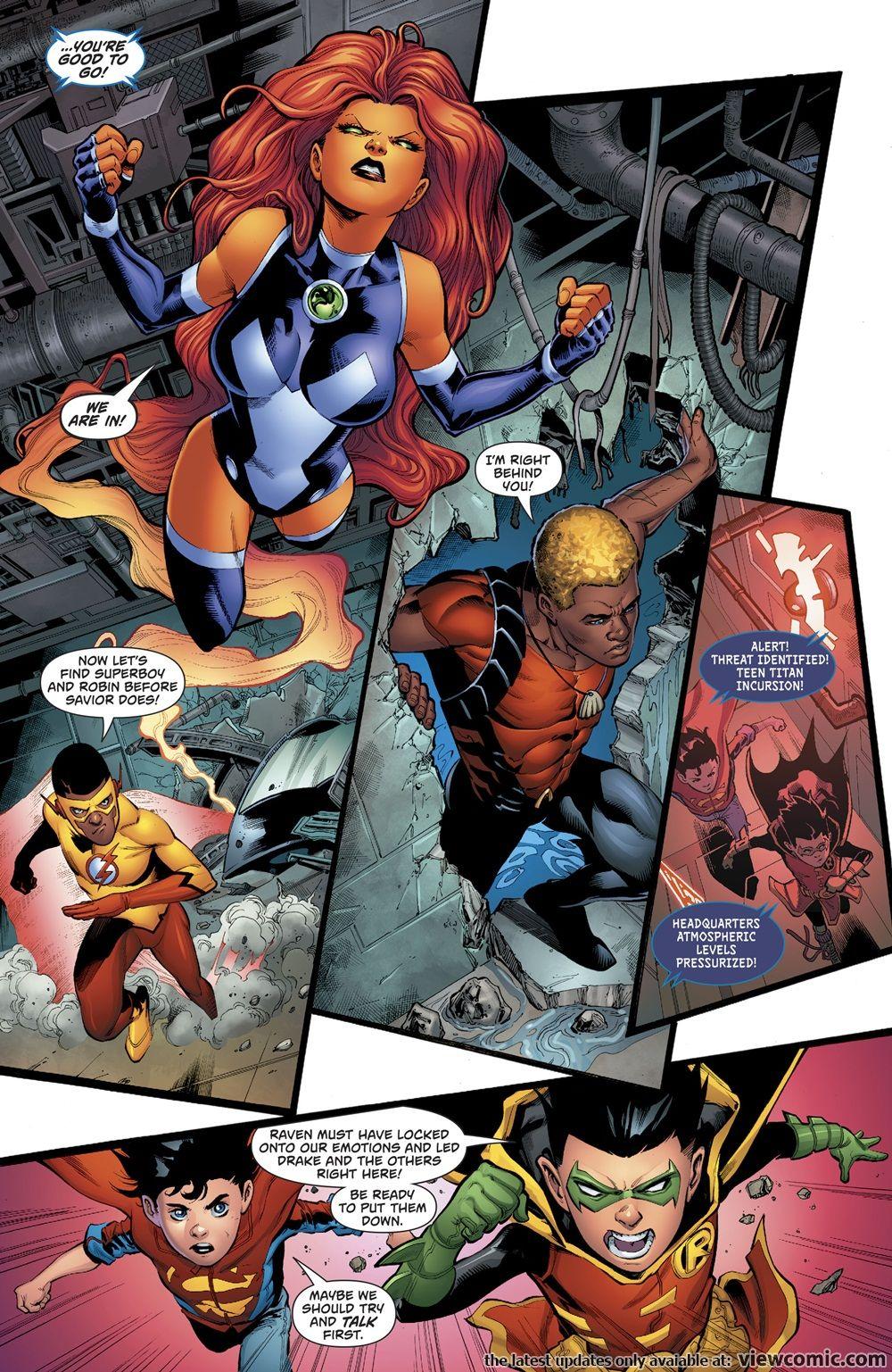 Superman v4 38 (2018) …………………… | View Comic | Superman