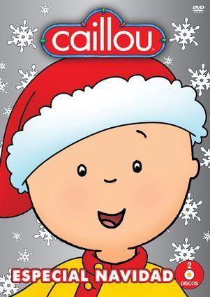 Caillou Especial Navidad Disponible en httpxlpvcultgvaes