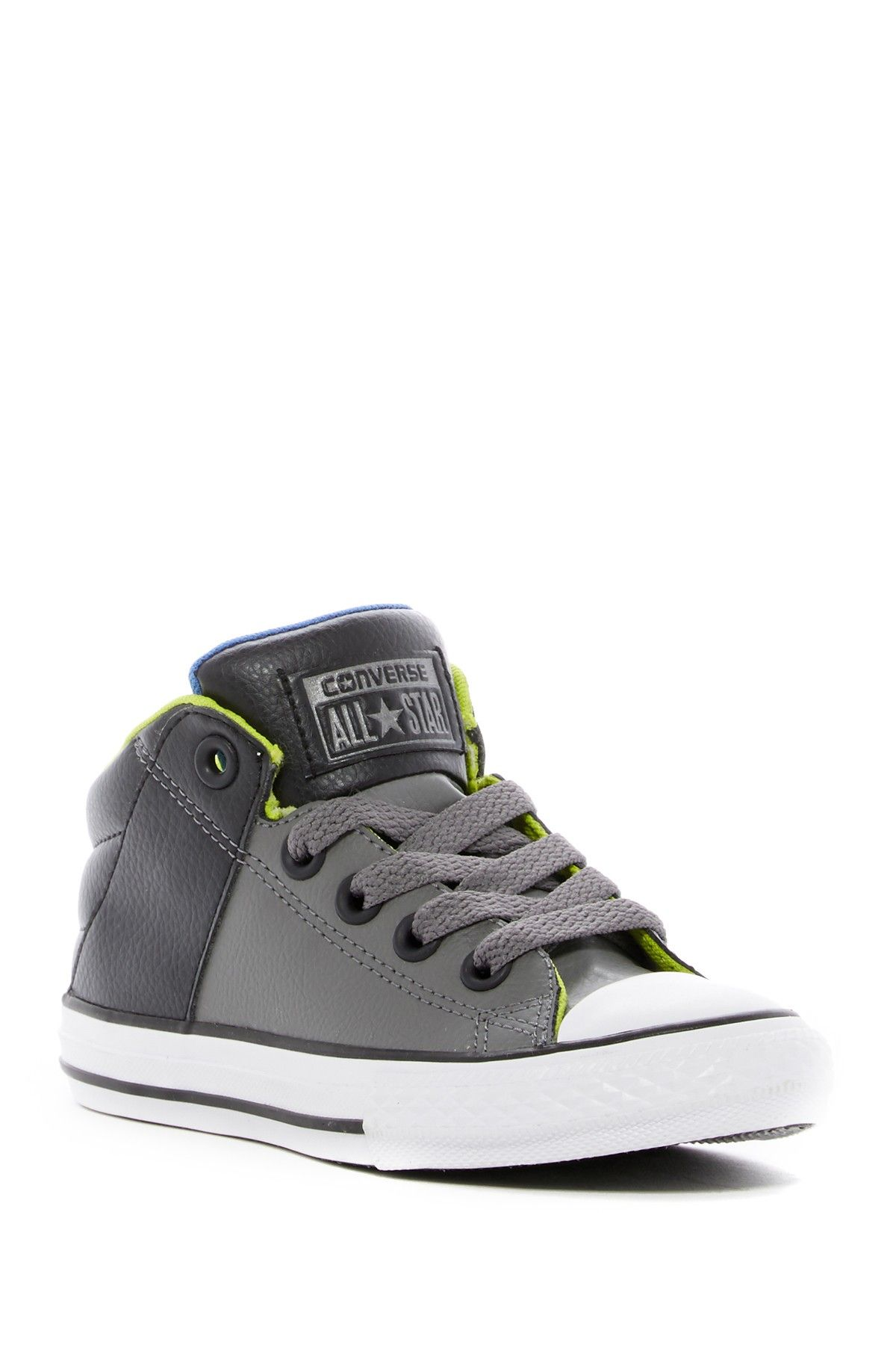 Chuck Taylor All Star Axel Mid-Top Sneakers for Boys Converse - black
