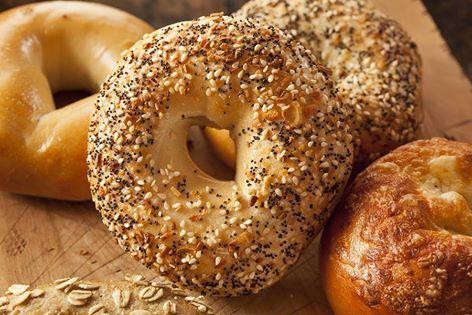 Help us fill in the blank. My favorite bagel flavor is ______________. http://bit.ly/1cMjHOE