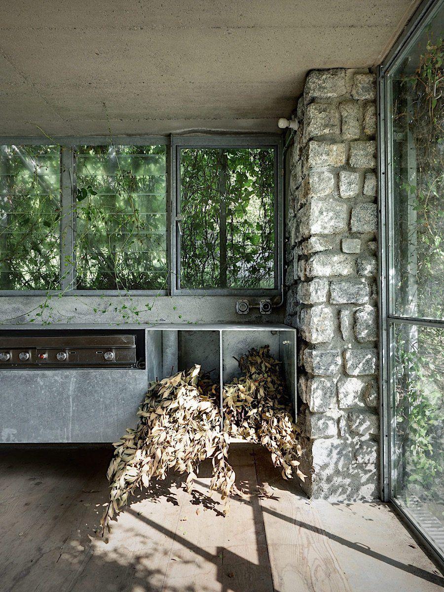 Grüne Zuflucht In Den Rätischen Alpen Das Italienische Studio  Act_Romegialli Hat Den Auftrag Erhalten, Die
