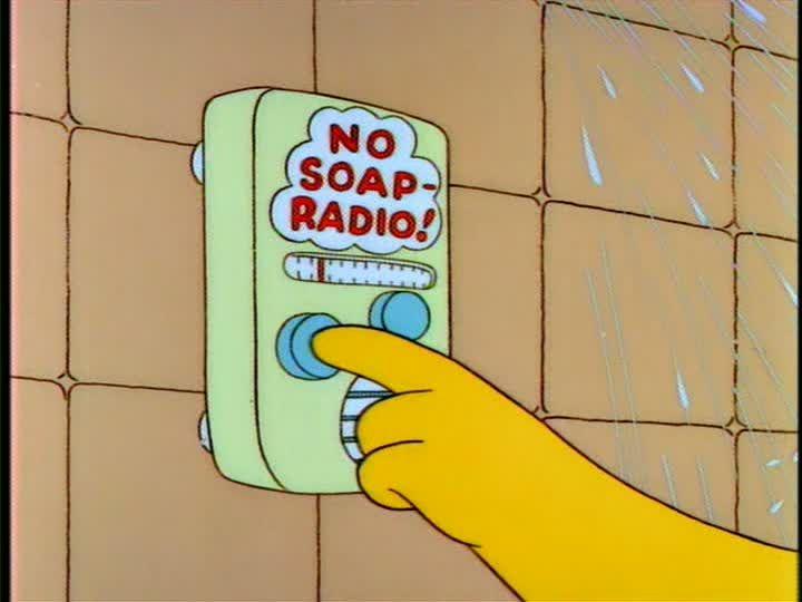 No soap radio   Wikipedia