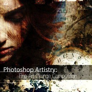 4 Steps to Photoshop Artistry Using Fine Art Grunge Techniques