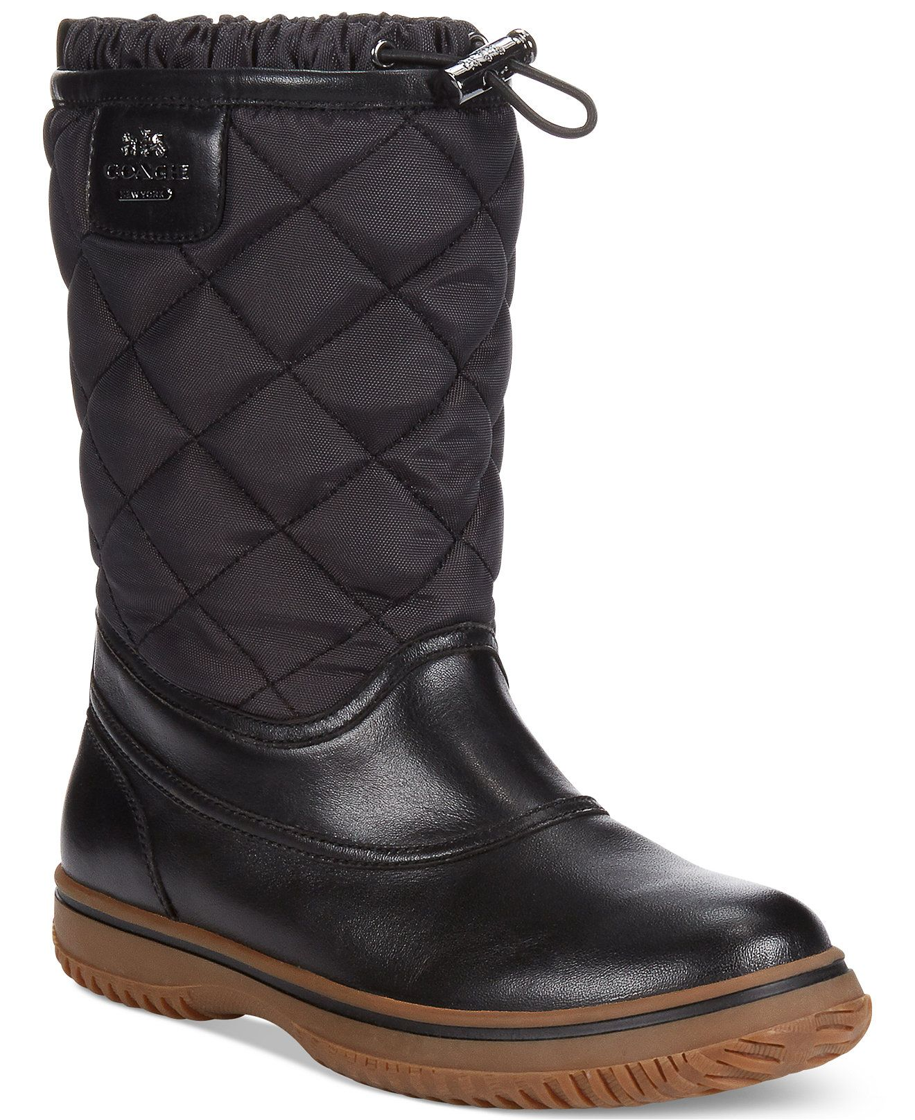 COACH SAMARA COLD WEATHER BOOTS - Winter & Rain Boots - Shoes ...