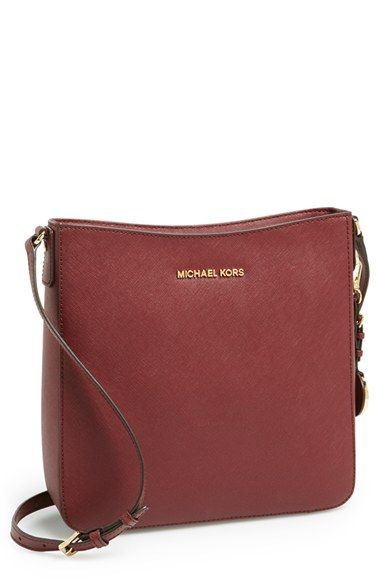 0a2b2d1a3d41e MICHAEL Michael Kors  Jet Set - Large  Crossbody Bag available at  Nordstrom