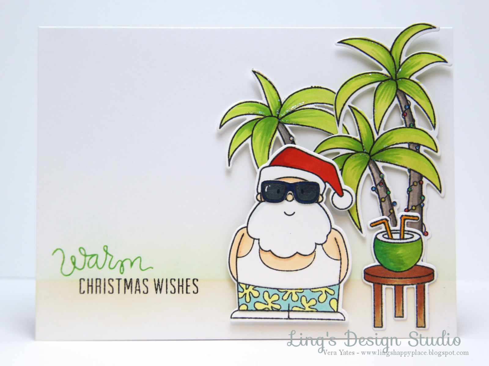 Awesome card by Vera Yates using Simon Says Stamp Exclusives for the SSS Wednesday Challenge Blog Hop.