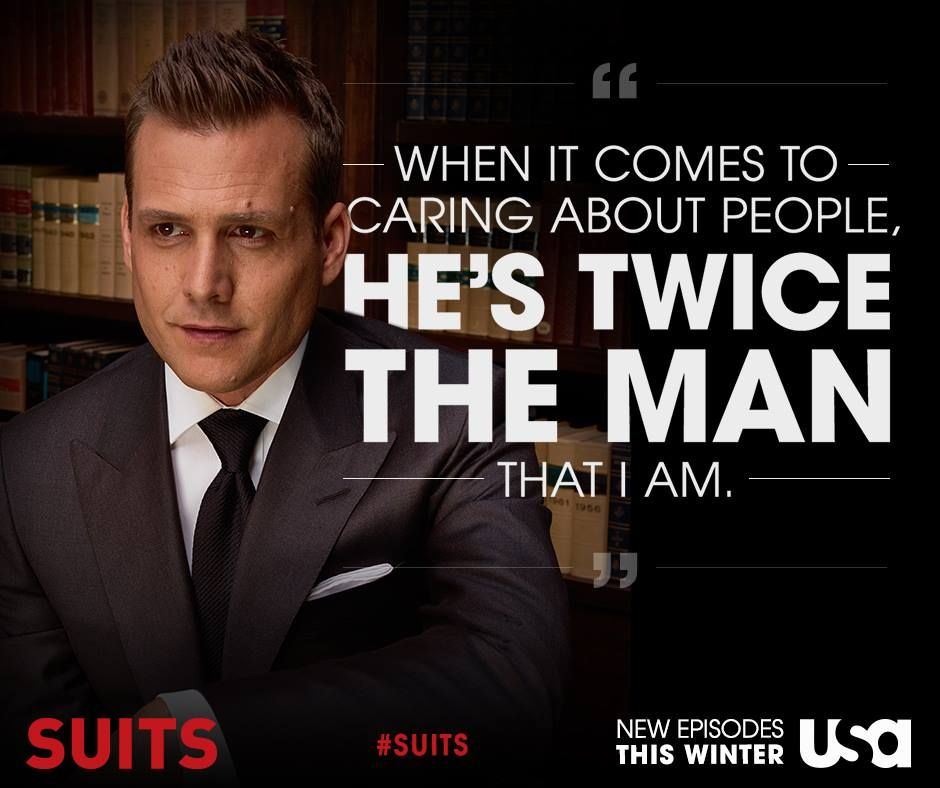 harvey specter quotes mike ross suits � thoughts