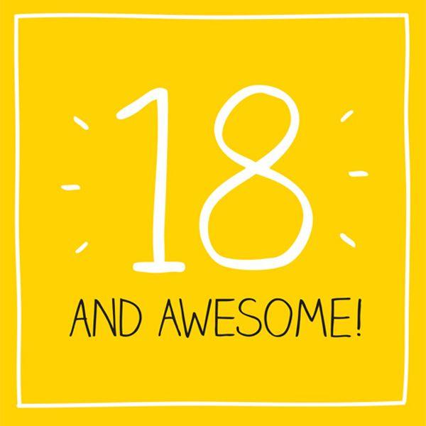 18th Year Birthday T Shirt - Buscar Con Google