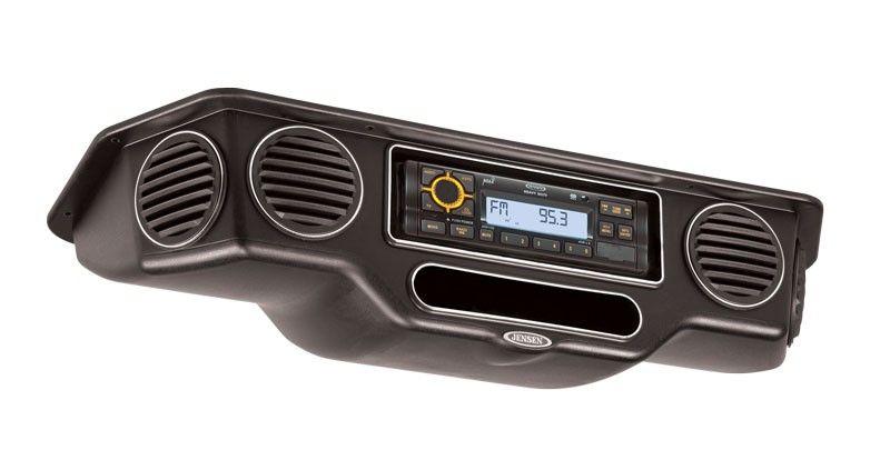 Jensen Medium Duty Utcjhd1120 Am Fm Wb Roofmount Stereo System Stereo System Stereo System