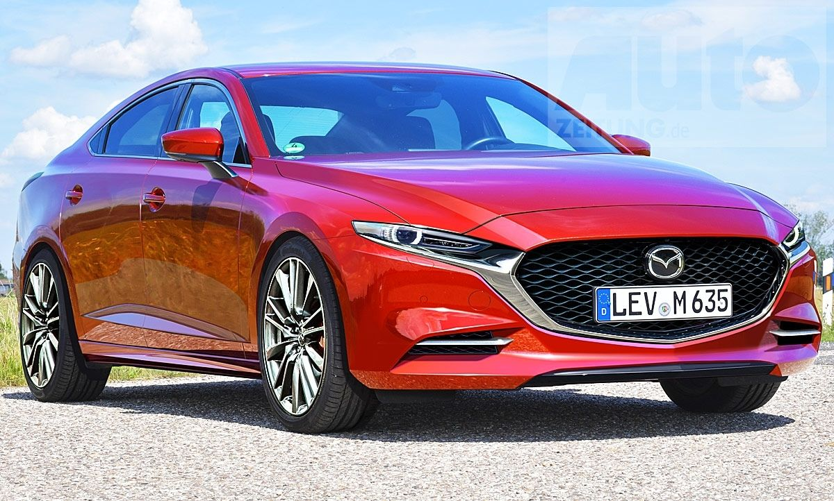 Mazda 6 2021 Value Exterior Car And Driver In 2020 Mazda 6 Coupe Mazda Mazda 6