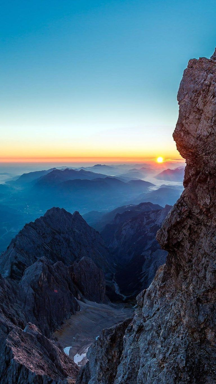 beauty of nature, iPhone Wallpaper Sunrise wallpaper