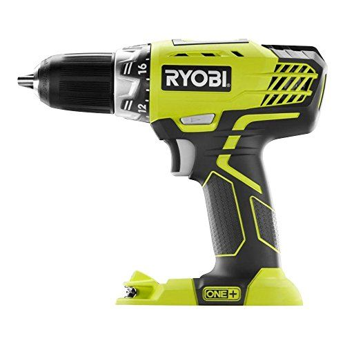 Ryobi P208 18 Volt 1/2″ Lithium Drill/driver (Drill Only, Battery and Charger Not Included) #DIY