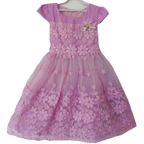 a482ec21565bb Tipos de telas para vestidos infantiles