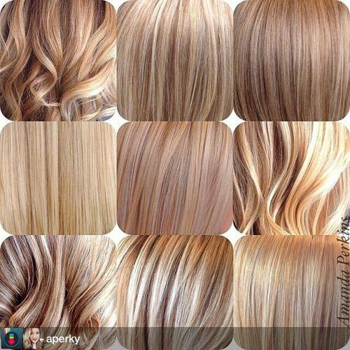 Best 25 Different Shades Of Blonde Ideas On Pinterest