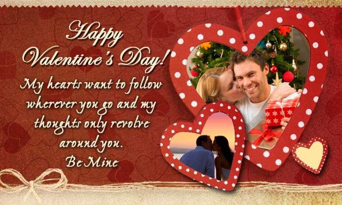 Happy Valentines Day Quotes Wishes 2016 For Husband Boyfriend – Quotes for Valentine Cards