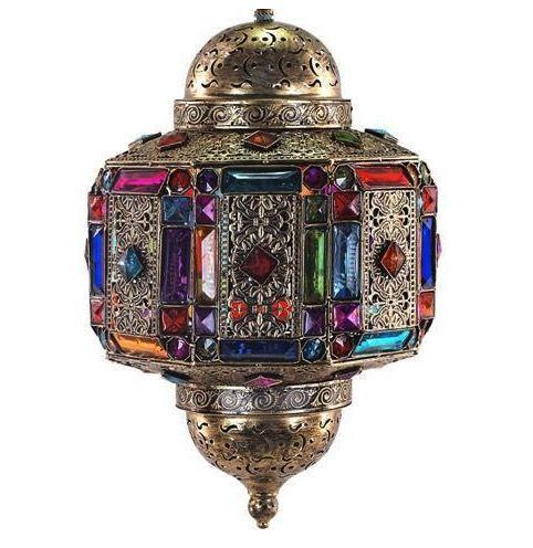 L mparas rabes turcas o marroqu es armon a y belleza de for Muebles marroquies online