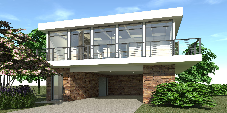 Kariboo House Plan Shop House PlansFlat RoofContemporary