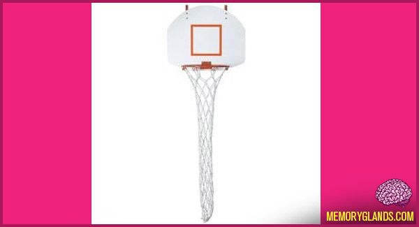 Basketball Hoop Landry Basket Funny Laundry Basketball Hoop Photo