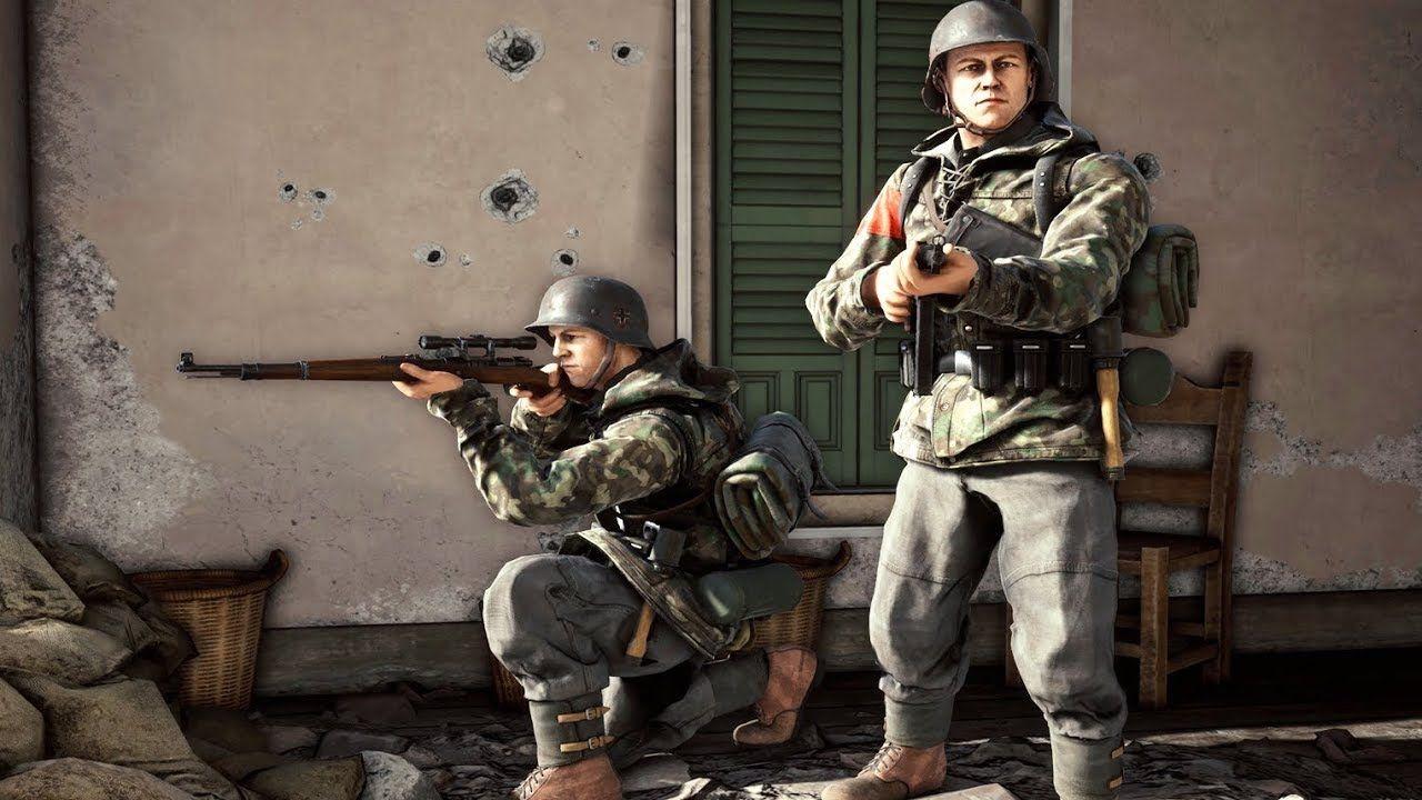 Battalion 1944 Eastern Front Update Trailer ( 2019