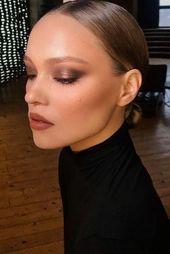 Photo of Entzückende Herbsthochzeits-Make-up-Ideen ★ Weitere Informationen: www.we …