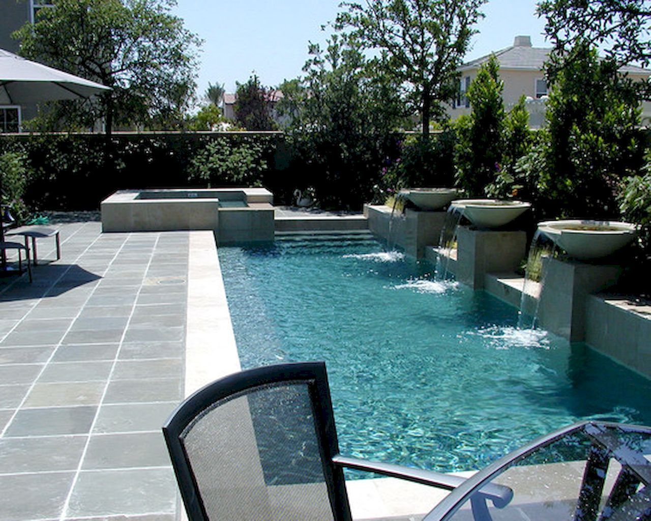 Gorgeous 80 Fresh And Cool Swimming Pool Designs For Your Backyard