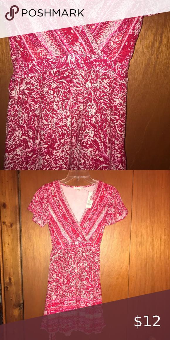 👋 3 for 25.00 - Fun flirty junior size xxs dress