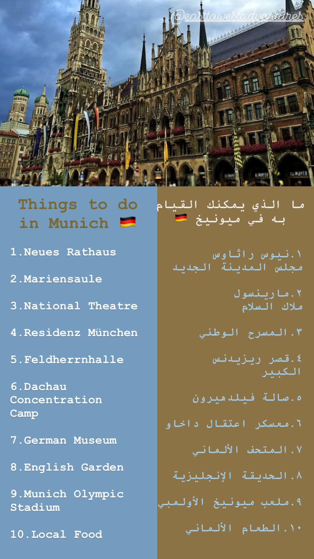 Things To Do In Munich Germany Travel And Tourism Dream Travel Destinations Madrid Travel