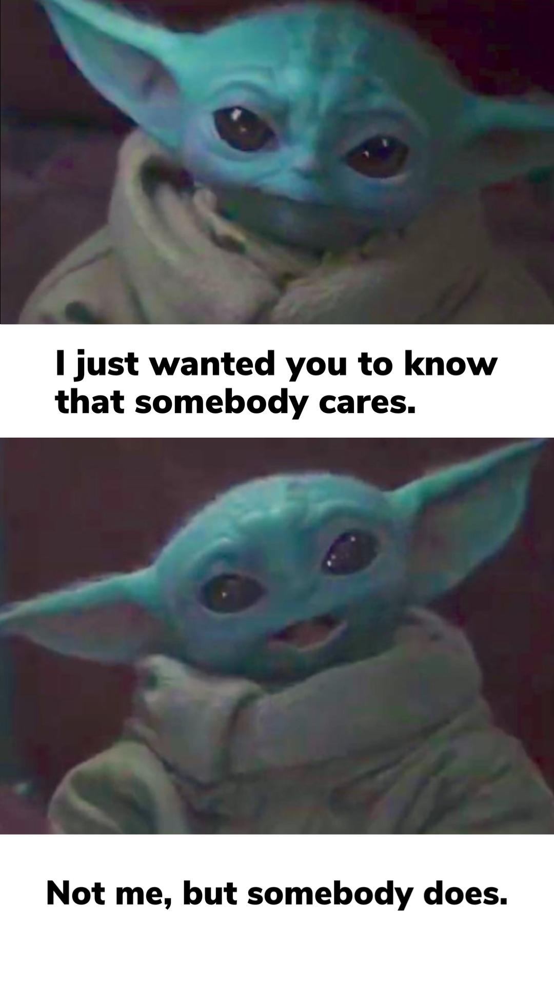 Pin By Penny Ronan On Baby Yoda Funny Cute Memes Yoda Funny Star Wars Humor