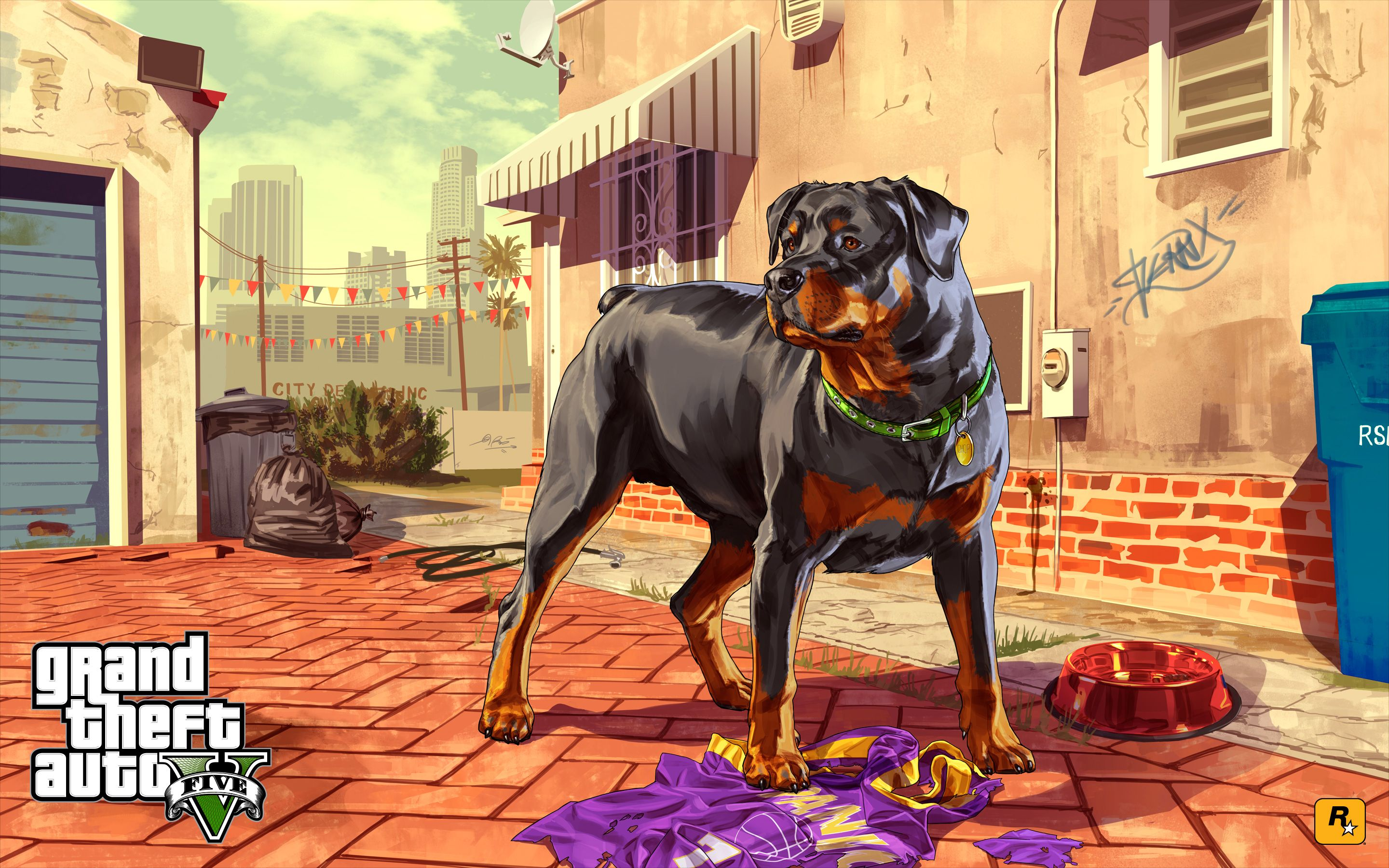 Gtav To Feature Breed Of Rare Dogs On Pc Version Rumor Is That Rockstar Will Be Introducing A Breed Of Rare Dogs In Grand Theft Auto V Next Year  On Pc
