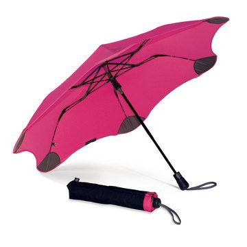 Blunt XS Umbrella Pink - an umbrella to survive new england weather - could it be?