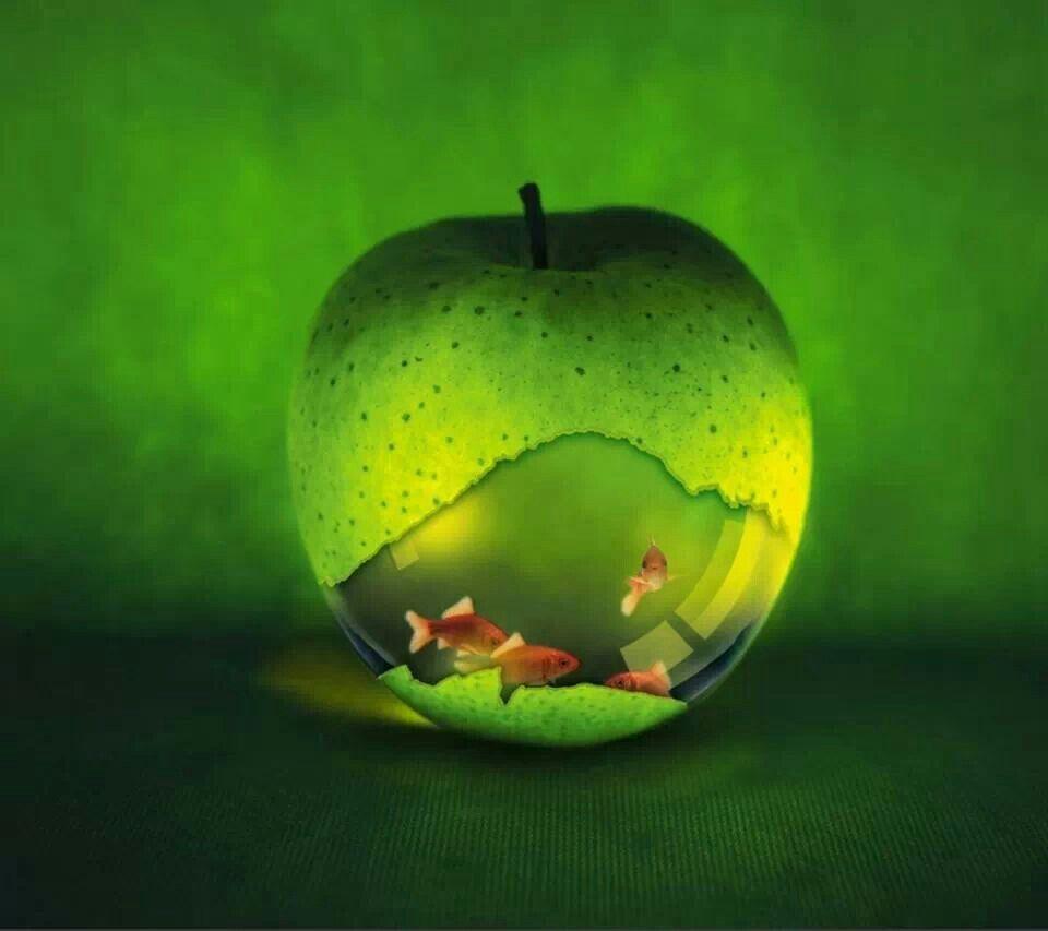 Apple green. My favorite color. | Green As Grass | Pinterest ...