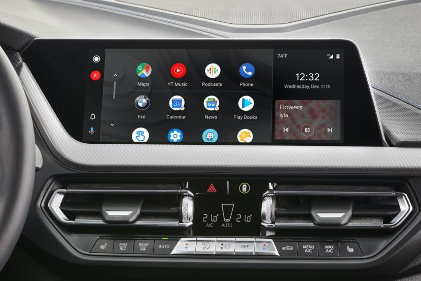 MINI cars wont get Android Auto for now