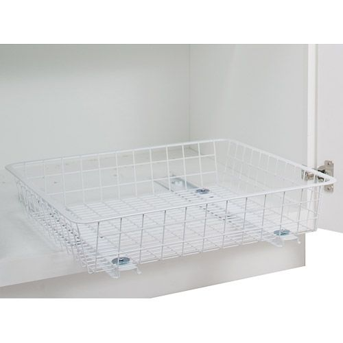 Our Stor Drawer Wire Basket Glides Allow You To Mount Any Of Our Wire  Baskets · MinisKitchen CabinetsSliding ...
