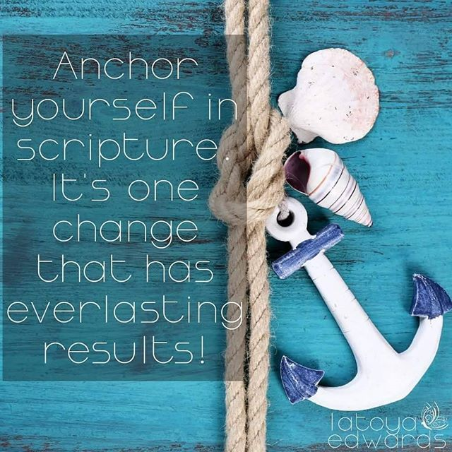 The one thing that helps me have joy, hope and peace during hard times is standing on God's truth. (Have you joined the 31 day prayer challenge? The link is in my profile.) In times like these you need a Savior. In times like these you need an anchor; Be